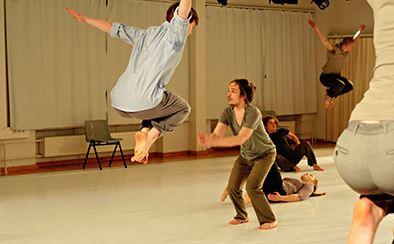 teatterikorkeakoulu opiskelija