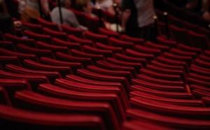 Teatterin istuimet