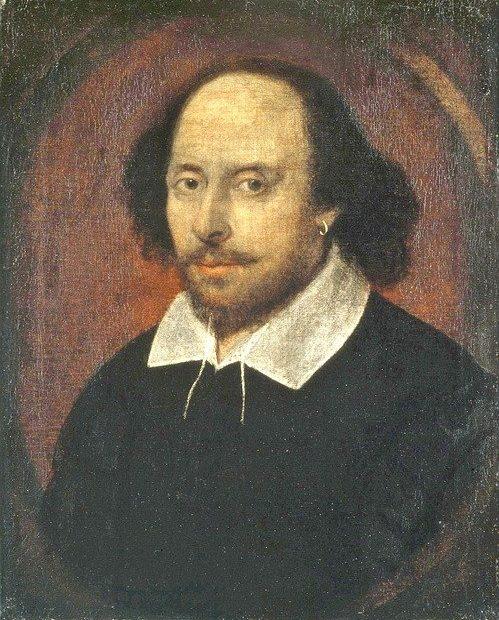 Shakespeare oli tuottelias näytelmäkirjailija.